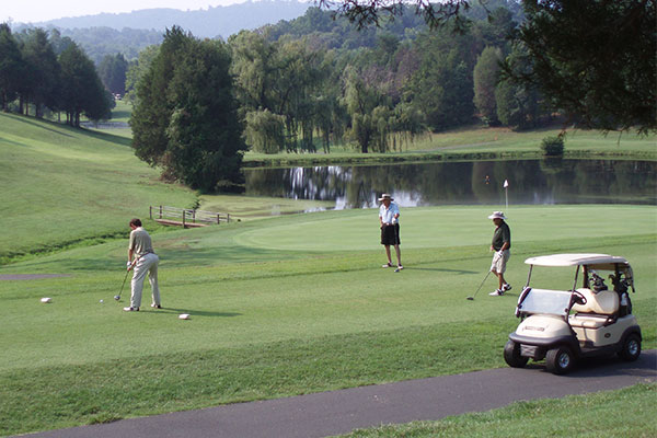 Host a Meadowcreek Golf Event